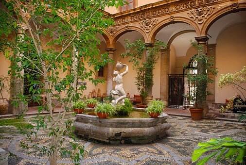 スペインの庭2