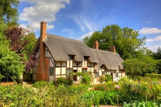 イギリスの庭1