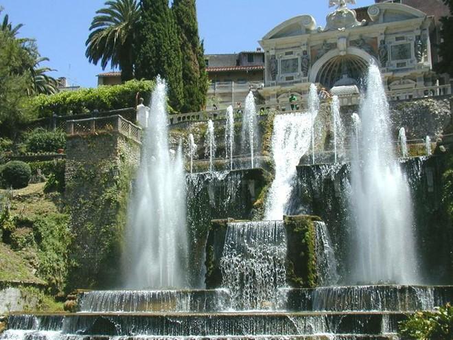 イタリアの庭1